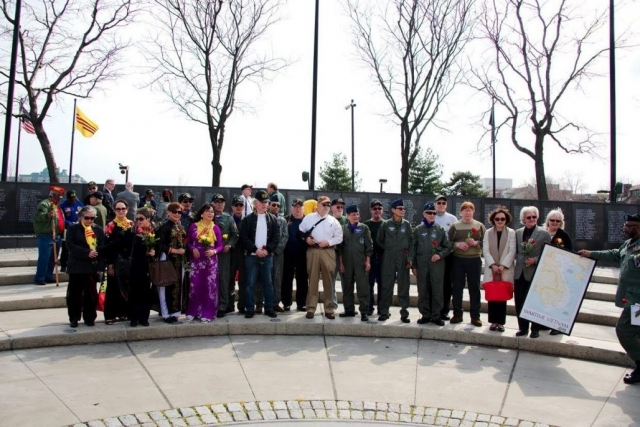 2018 National Vietnam Veterans Day
